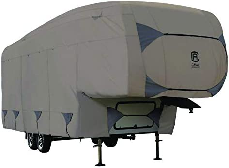 """Classic Accessories 80-493 Fifth Wheel Cover 37'-41' Encompass Xt Model 6 to 140"""""""
