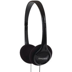 Koss Portable Stereo On-Ear Headphones with 4-Foot Cord and 3.5mm Plug, 12 Pack (KPH7-12) ()