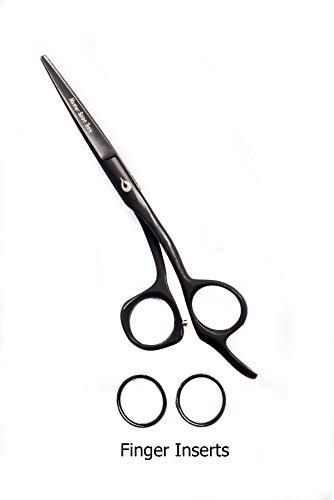 Mosher Salon Tools 5.75 Long Professional Hair-cutting Scissors/shears light weight Handmade High End Japanese Steel by Mosher Salon Tools (Image #3)