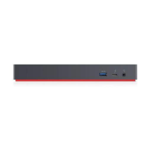 Image of Lenovo ThinkPad Thunderbolt 3 Workstation Dock Gen 2, Black