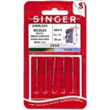 #10: Singer Serger Ball Point Needles - Size 10 & 14