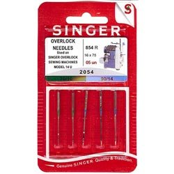Best Review Of Singer Serger Ball Point Needles - Size 10 & 14