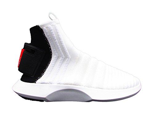 adidas Crazy 1 ADV Sock PK Sneakers Bianco Nero CQ0985 (46 - Bianco)