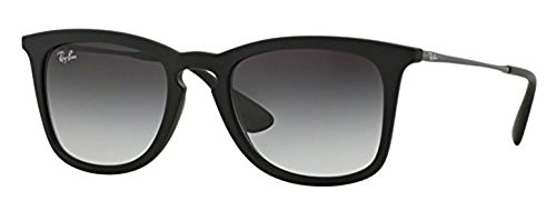 Ray-Ban Youngster RB 4221 Sunglasses Rubber Black / Grey Gradient 50mm & HDO Cleaning Carekit - Ray Sunglasses Youngster Ban
