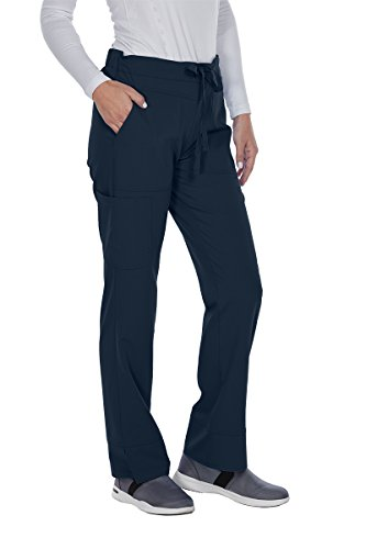 Barco Grey's Anatomy Signature 2207 Callie Low Rise Pant Graphite - Low Scrubs Rise