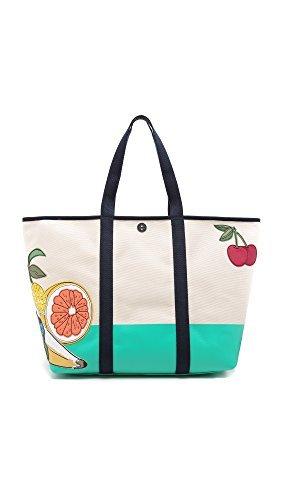Tory Burch Penn Applique XL Tote Bag, Fruit by Tory Burch