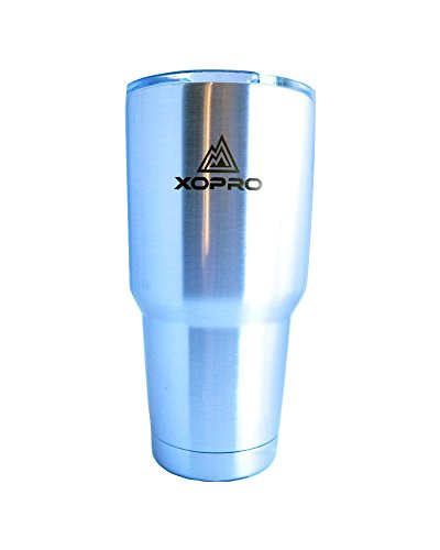 XOPRO 30 oz. Tumbler Cooler (Hot Cold Water Stickers compare prices)