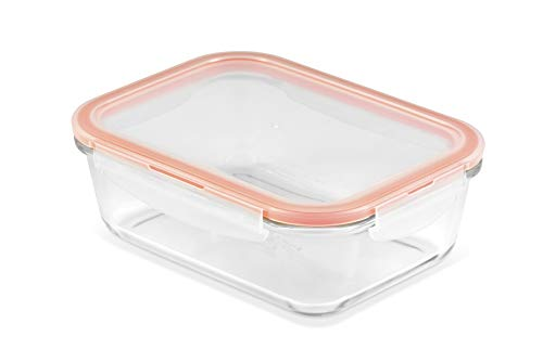 Lock amp;Lock Euro Rectangular Bake and Store Container, 2 litres