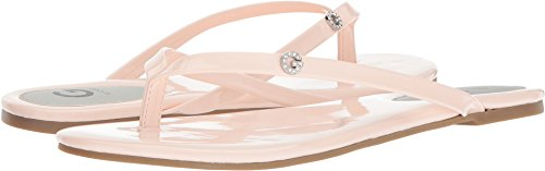 G by GUESS Women's Bayla2 Rose Patent 10 M US (Guess Leather Patent Sandals)