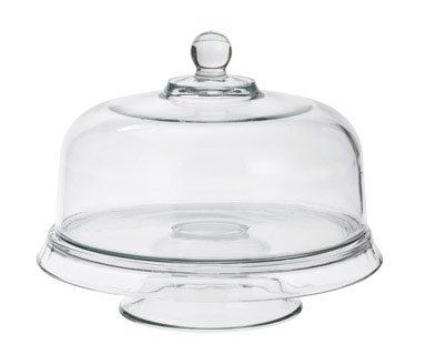 Anchor Hocking Presence 4-in-1 Glass Cake - Outlet Premium Az