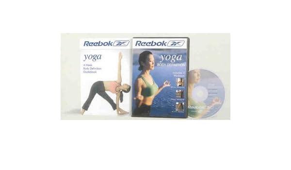 Amazon.com: Reebok Yoga Body definition program: Health ...