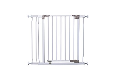 Sat Suspension - Dreambaby Liberty Auto Close Stay Open Security Gate with Extension