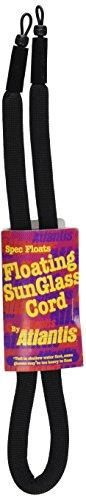 Atlantis Sunglass Cord (Black, One - Sunglasses Expensive World