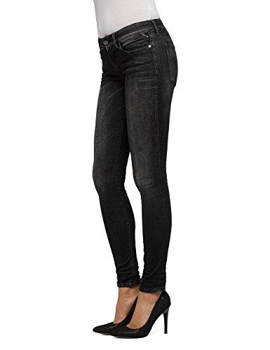 black Nero Denim 9 Jeans Luz Donna Replay qwZxIpntq