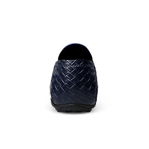 in da Scarpe Scarpe Scarpe Casual Maree Scarpe Vestire Scarpe Pelle Uomini Scarpe da degli Blue d'Affari Lavoro 6Pzpwq