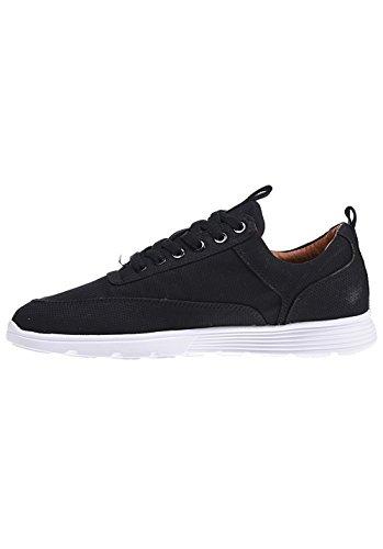 Djinns Hombres Calzado / Zapatillas de deporte Forlow Light negro