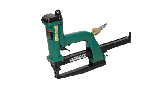 Klinch-Pak KP-P50-779 Pneumatic Plier Stapler for 1/2-Inch Crown 779 Series Staples in 3/8-Inch 1/2-Inch or 5/8-Inch Leg ()
