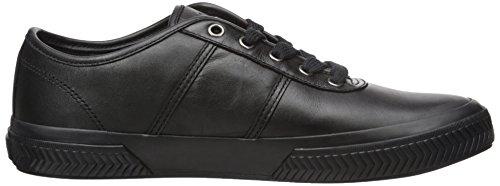 Polo Ralph Lauren Mens Sneaker Tremayne-s Noir 1