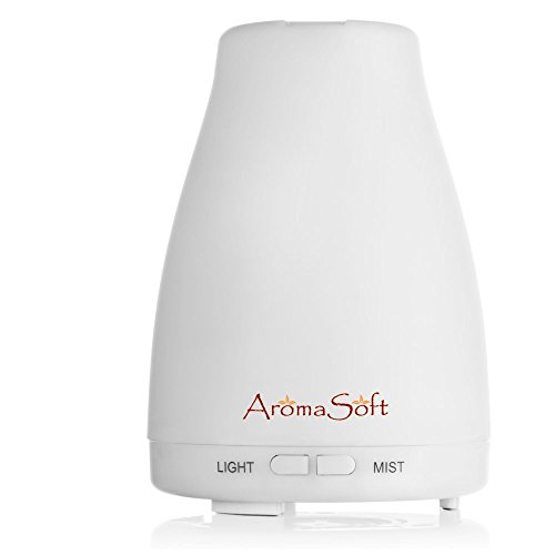 Aromatherapy Essential Oil Ultrasonic Diffuser For Kids Women amp Men  Pure amp Natural Cool Mist Diffusion For Your Aroma Oils | Portable Easy To Use Create Your Home Spa  Automatic Shut Off