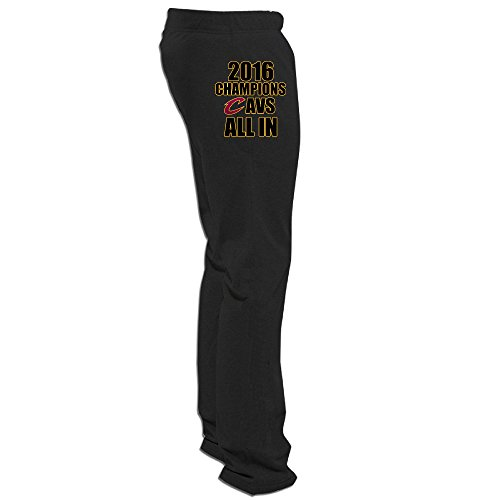 Gameser Cleveland Cavaliers 2016 Champions Comfortable Visor Sweatpants Mens Leisure Wear