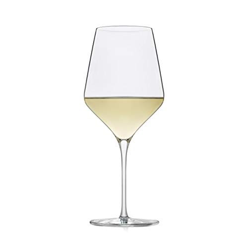 Libbey Signature Greenwich White Wine Glasses, Set of 4