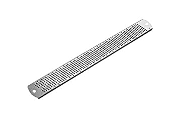 Microplane 40001 Stainless Steel Zester With Cover