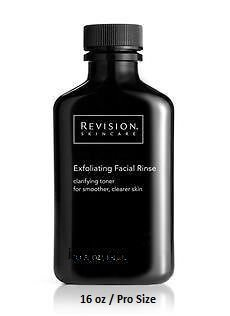 Revision Exfoliating Facial Rinse,16 Oz / Pro Size