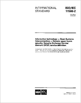 Buy ISO/IEC 11586-2:1996, Information technology - Open