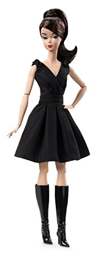 Barbie Collector Classic Black Dress -