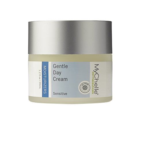 MyChelle Gentle Day Cream, Nourishing Moisturizer with Argan Oil for Sensitive and Normal Skin Types, 1.2 fl oz