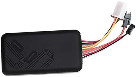 Wivarra Localizador GPS AutomáTico Dispositivo de Seguimiento del VehíCulo de Alarma del Coche AutobúS Motocicleta del Coche Real Perseguidor GPS GT06