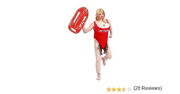 Pantalones Cortos de Salvavidas con cord/ón Amarillo y Rojo Lifeguardgear