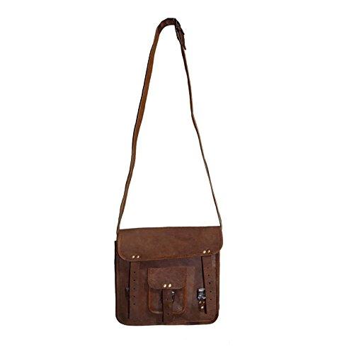 Desert Town Bolso escolar, marrón (marrón) - LAX-SLING-504-1700