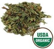 Comfrey Leaf Cut Sifted Organic – Symphytum officinale, 4 Oz, Starwest Botanicals