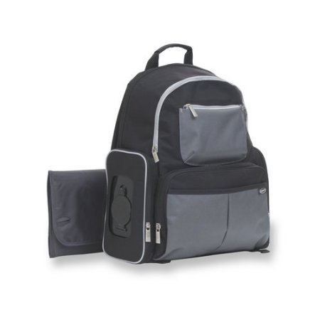 Graco Backpack Diaper Bag with Smart Organizer System