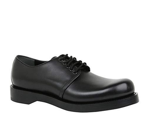 Gucci Lace-up Black Leather Dress Shoes 358277 1000 (10 G / 11 US)