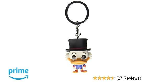 Funko POP Keychain: DuckTales Scrooge McDuck Collectible Figure