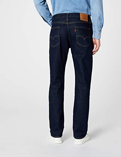 Straight 514 Blu Uomo Regular Fit Jeans onewash Levi's q6dAwtpq