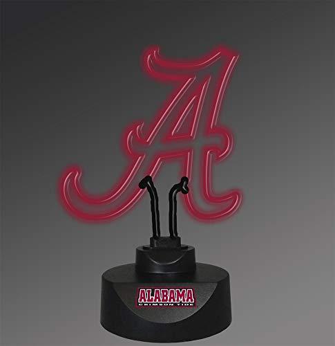 Memory Company NCAA The University of Alabama Col-Al-1808Neon Lamp, Multi, One Size