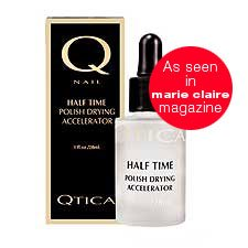 QTICA 1/2 time Polish Drying Accelerator -1 oz