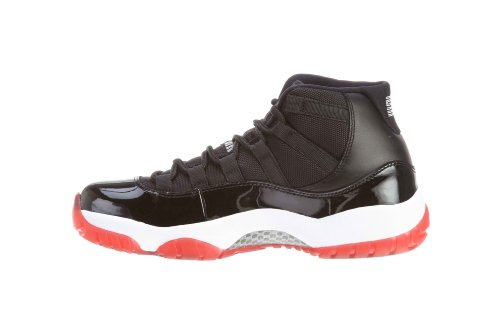 AIR JORDAN 11 RETRO BRED '2012 RELEASE' -378037-010