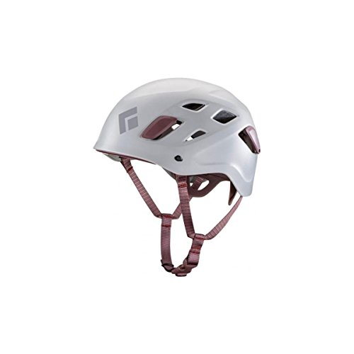 Black Diamond Womens Half Dome Climbing Helmet Aluminium (Small/Medium)