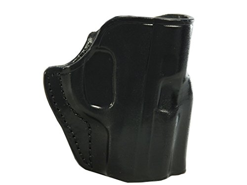 Galco Stinger Belt Holster for Walther PPK, PPKS (Black, Right-Hand)