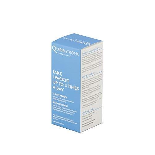 Qurr Strong Fortetropin Vanilla Coconut Powder 4 Weeks Supply