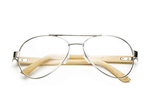 gafas Gafas protección viajar Guay de protección plata mujer de de color UV400 para Gafas Huyizhi de Silver para unisex hombre tU7dq88w