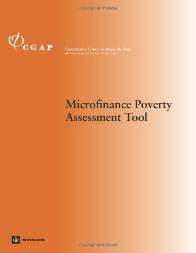 Microfinance Poverty Assessment Tool (Technical Tools)