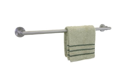 "Dynasty Hardware Manhattan 30"" Wall Mounted Single Towel Bar"