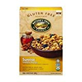 Nature's Path - Sunrise Honey Crunch Cereal (12-10.6 oz boxes) - A delicious breakfast cereal with just a hint of honey