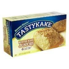 Tastykake: Koffee Kake Juniors (3 Boxes)