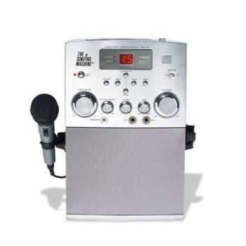 Karaoke System Top Load - Top Load CD and Graphics Karaoke System
